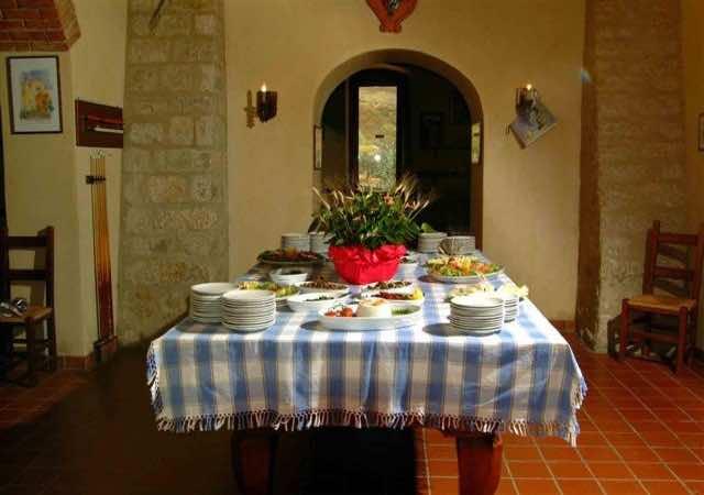 agriturismo sicilia ristorante