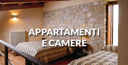 appartamenti agriturismo camere