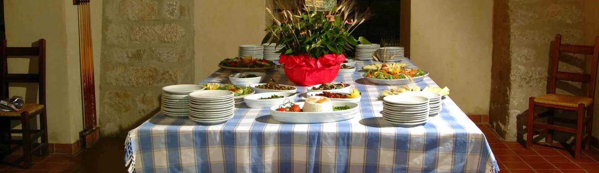 menu pranzo 25 aprile agriturismo madonie sicilia